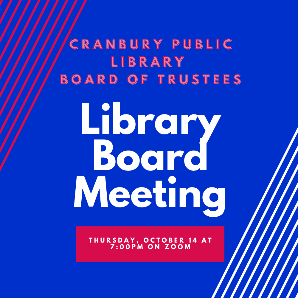 Library Board Meeting